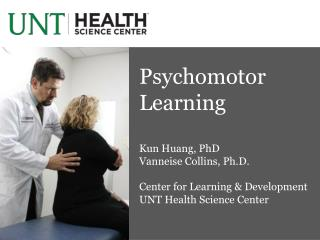 Psychomotor Learning