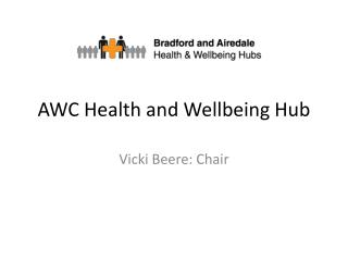 AWC Health and Wellbeing Hub
