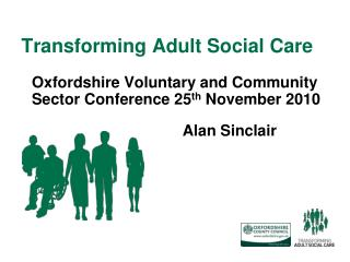 Transforming Adult Social Care