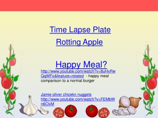 Time Lapse Plate