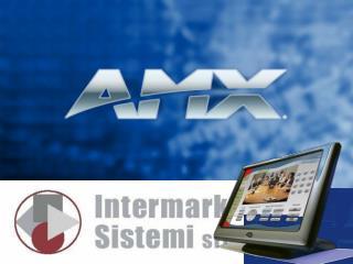 Programmazione dei Sistemi AMX