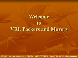 Packers and Movers Ahmedabad, Packers and Movers Bangalore