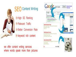 SEO Content Writing By GOIGI