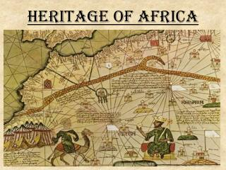 Heritage of Africa