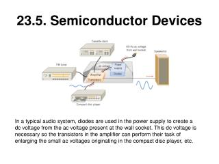 23.5. Semiconductor Devices
