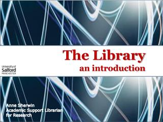 The Library  an introduction