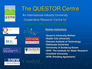 The QUESTOR Centre