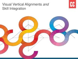 Visual Vertical Alignments  and Skill Integration