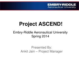 Project ASCEND!