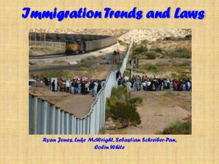 Immigration Trends and Laws