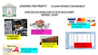 MORTGAGE DEBT $ 13 TRILLION