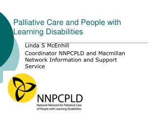 Palliative Care and People with Learning Disabilities