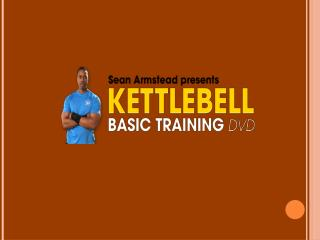 Kettlebell Workout Training DVD