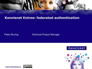 Kennisnet Entree: federated authentication
