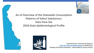State Epidemiological Outcomes Workgroup SEOW