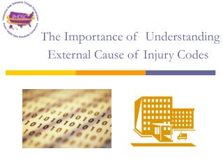 The Importance of  Understanding External Cause of Injury Codes