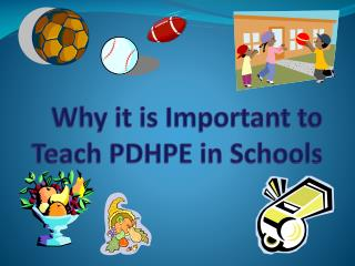 Why it is Important to Teach PDHPE in Schools