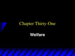 Chapter Thirty-One
