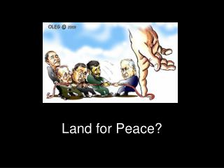 Land for Peace?