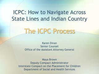 Why do I need ICPC?