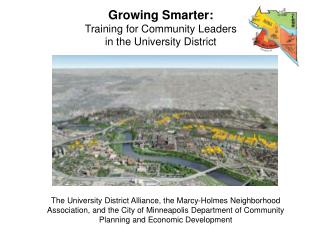 Growing Smarter: Training for Community Leaders  in the University District