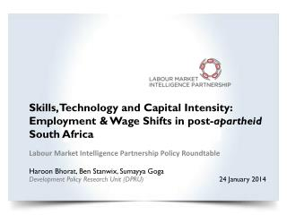 Labour Market Intelligence Partnership Policy Roundtable