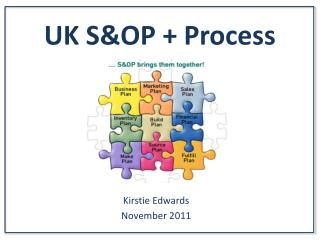 UK S&OP + Process