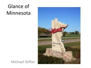 Glance of Minnesota