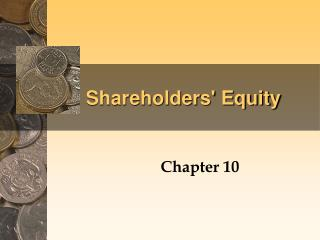 Shareholders' Equity