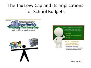 The Tax Levy Cap and Its Implications for School Budgets