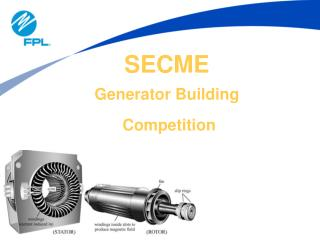 SECME  Generator Building  Competition