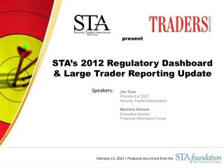 STA Trading Issues Committees