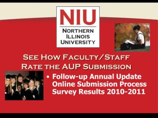 See How Faculty/Staff Rate the  AUP Submission