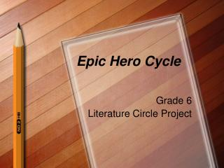 Epic Hero Cycle