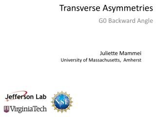 Transverse Asymmetries