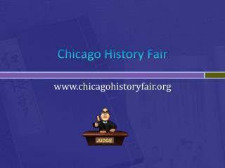 Chicago History Fair