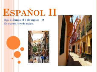 Español II