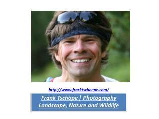 Wildlife Photography | Frank Tschöpe