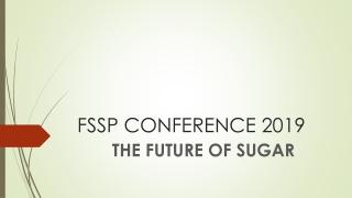 FSSP CONFERENCE 2019