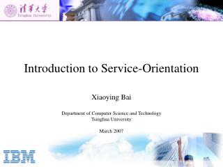Introduction to Service-Orientation