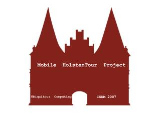 Mobile  HolstenTour  Project