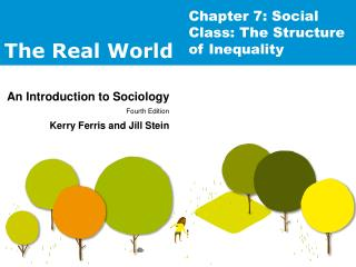 Chapter 7: Social Class: The Structure of Inequality