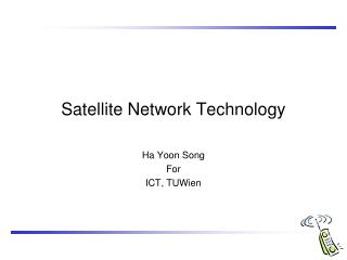 Satellite Network Technology