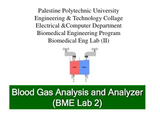 Blood Gas Analysis and Analyzer (BME Lab 2)