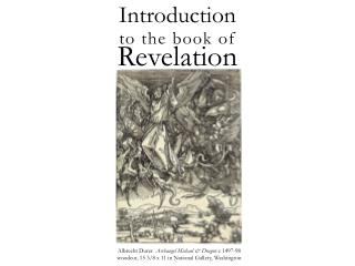 Introduction to the book of Revelation