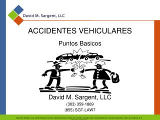 ACCIDENTES VEHICULARES