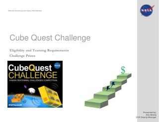 Cube Quest Challenge