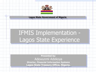 Lagos State Government of Nigeria