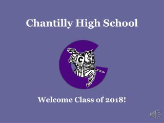 Chantilly High School