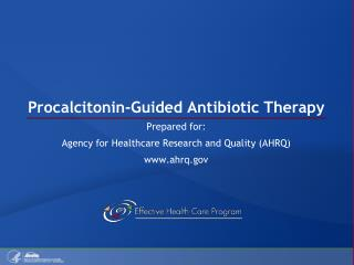 Procalcitonin-Guided Antibiotic Therapy